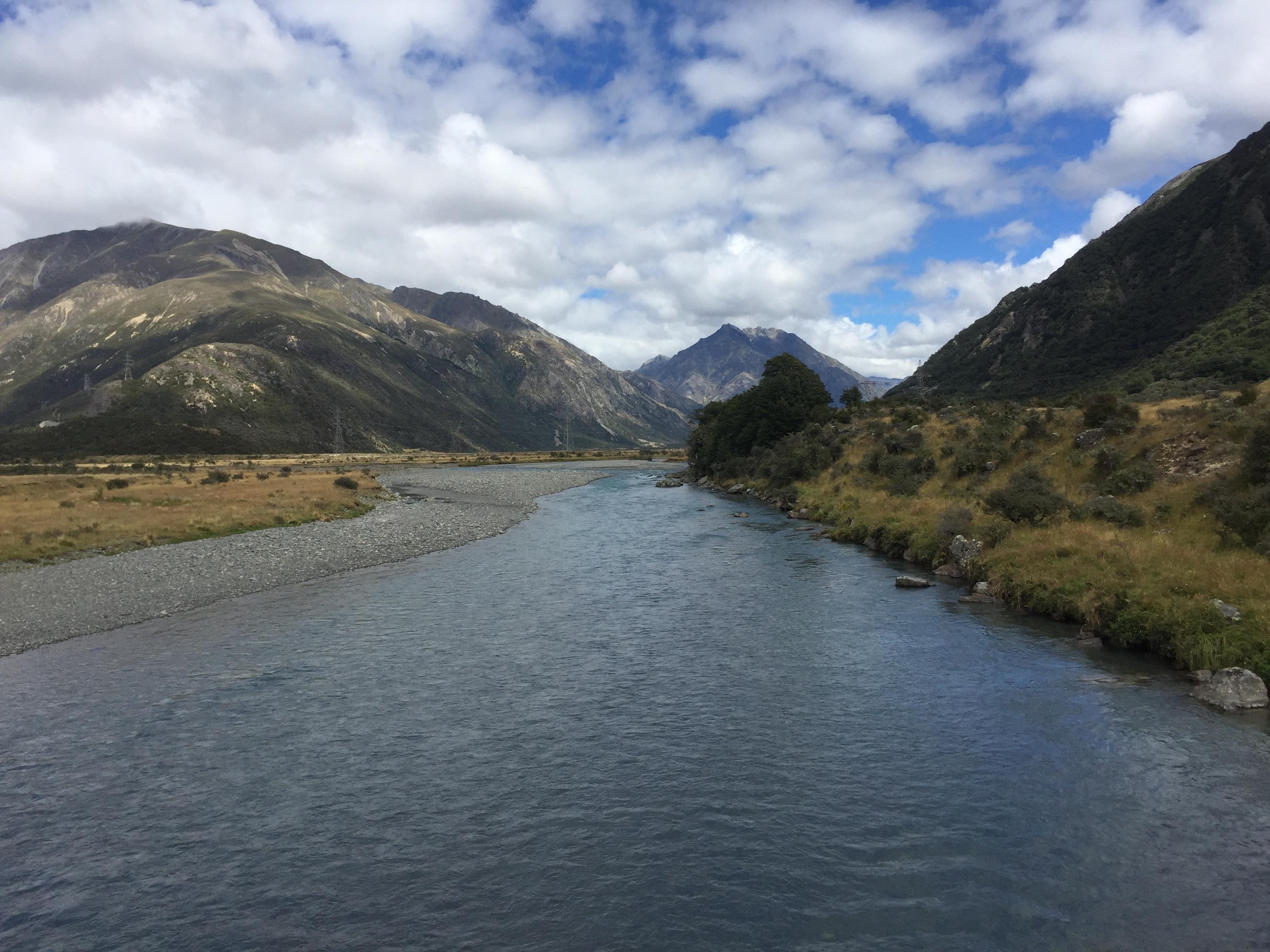 The Wairau River