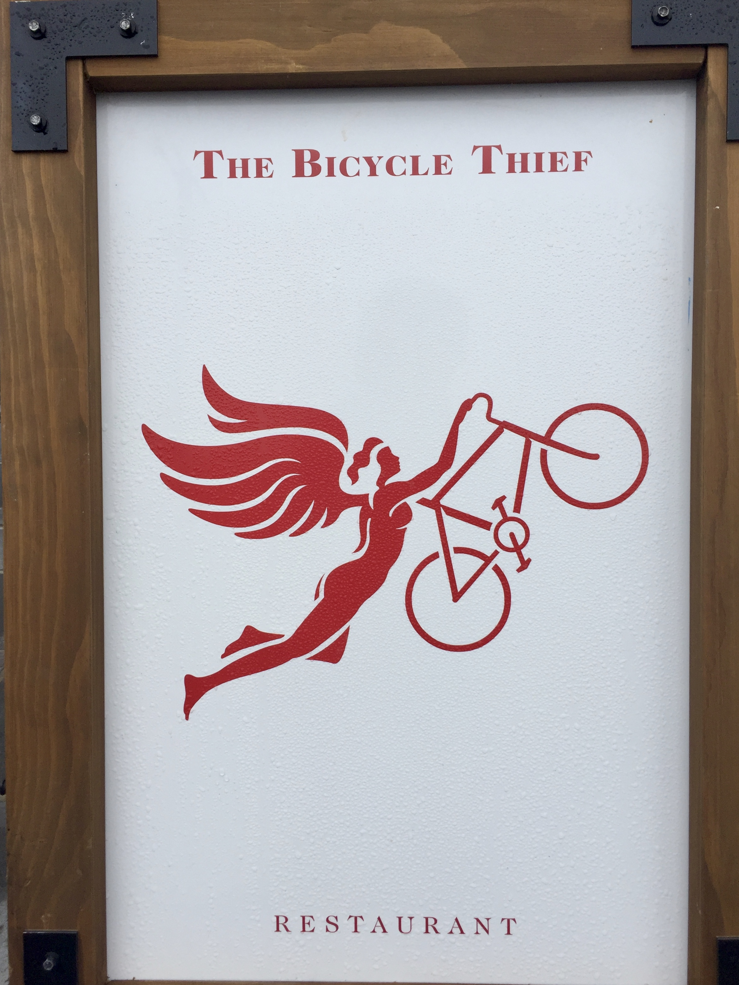 Bicycle Thief Cafe